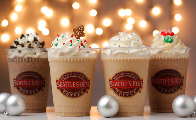 SBC Coffee Christmas Beverages 2014
