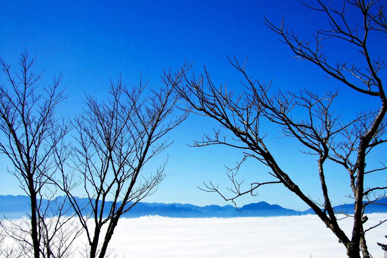 遊記|北七宜蘭之旅 Day 2:初訪太平山、見晴雲海、聖稜線