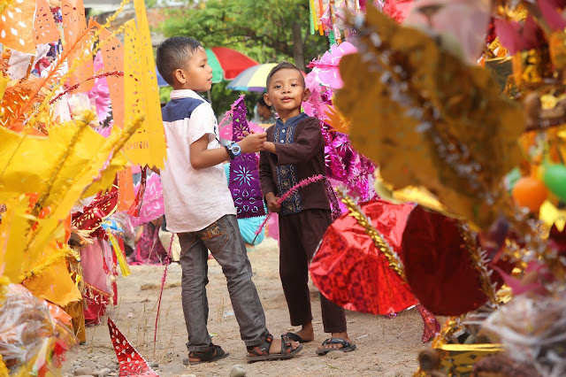 Mengintip  Keunikan Tradisi Maulid Nabi di Aceh Selatan