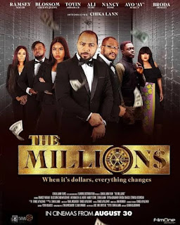 The Millions Nollywood Movie mkv Download