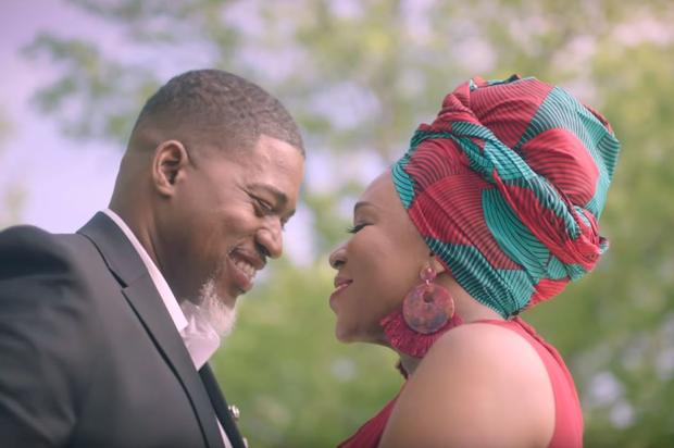 India Arie and David Banner show how beautiful black love is in new video