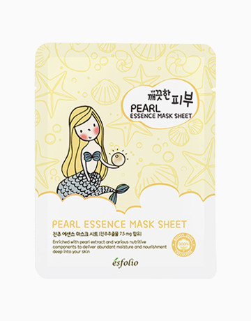 is esfolio pearl face mask effective, fragrant face mask to try