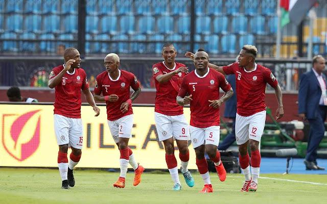 تشكيل منتخب مدغشقر امم افريقيا 2019 عبر سوفت سلاش