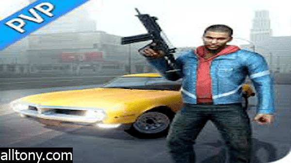 تحميل لعبة Grand Crime Gangster  للأندرويد أحدث أصدار APK