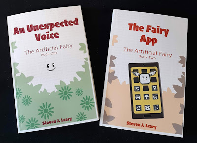 The Artificial Fairy Books on Amazon