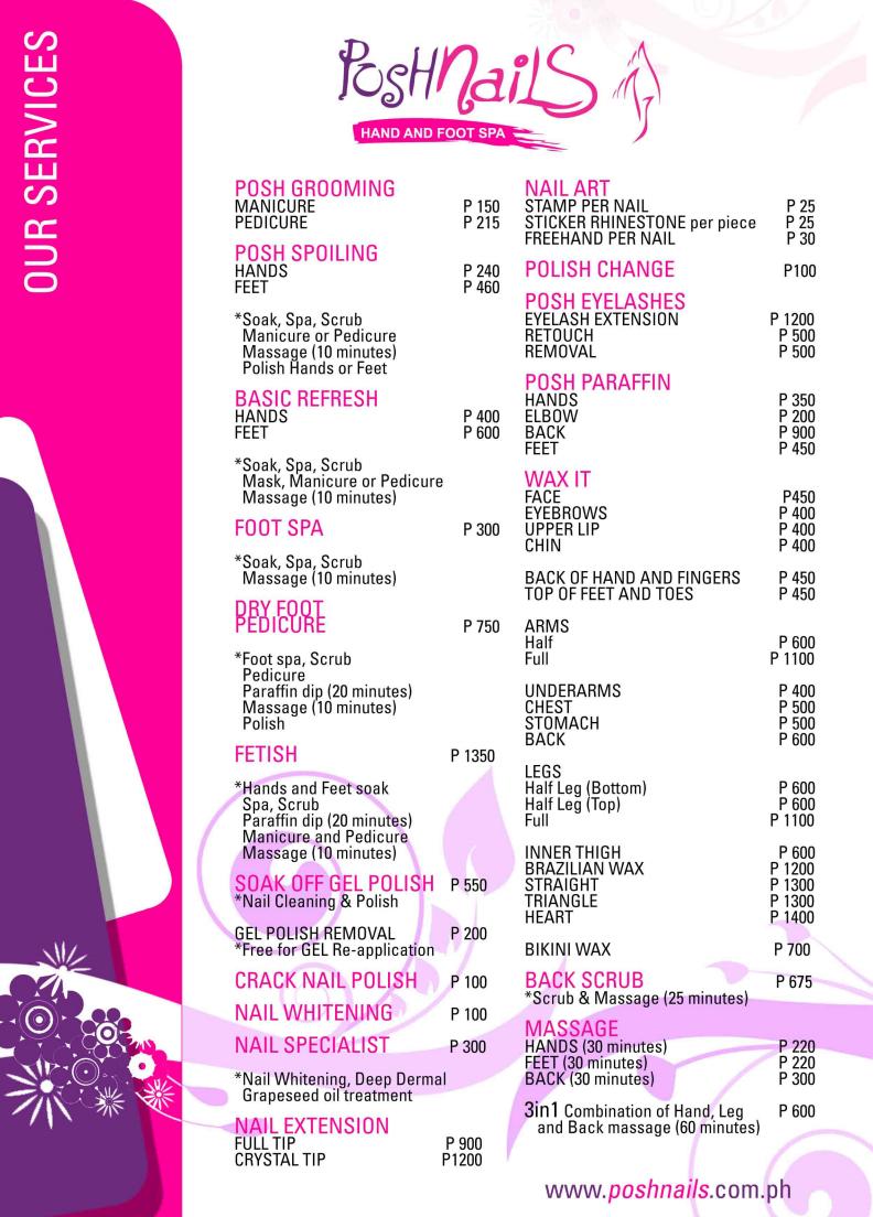 Soft Cat Food >> Posh Nails DETOX Mani+Pedi with Cuccio for its 13th Year ...