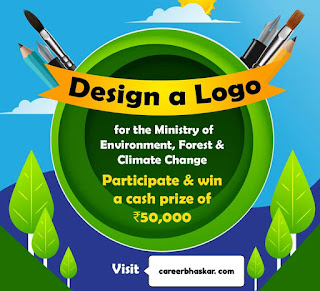 Design a Logo for the Ministry of Environment, Forest and Climate Change, logo for ministry of environment, ministry of environment, design logo for ministry of environment. MyGov Logo Design Competition, MyGov Logo Design Contest, MyGov India Contest