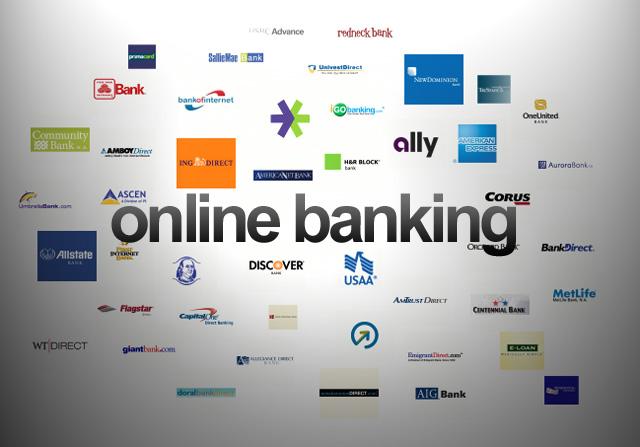 البنوك الالكترونية عالميا Best E-banks worldwide