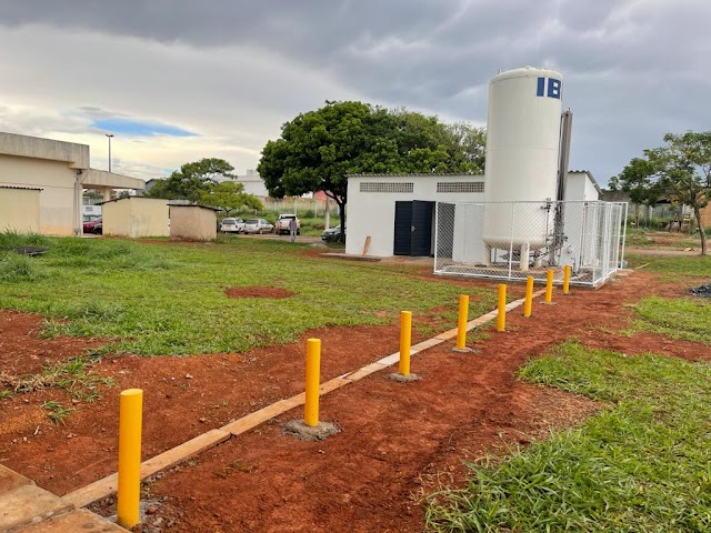 Infraestrutura de oxigênio em hospitais no interior de GO salva milhares de vidas