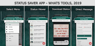 Status Saver - Download Status - whats tools 2019 ~ Free