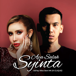 Safiey Illias feat. MK (K-Clique) - Apa Salah Cinta MP3