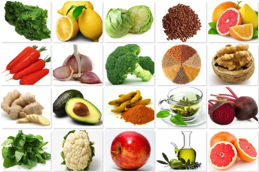 Makanan Sumber Kinerja Fungsi Hati Kembali Normal