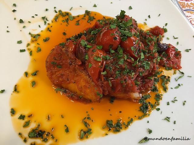 Baccalà fritto alla Siciliana