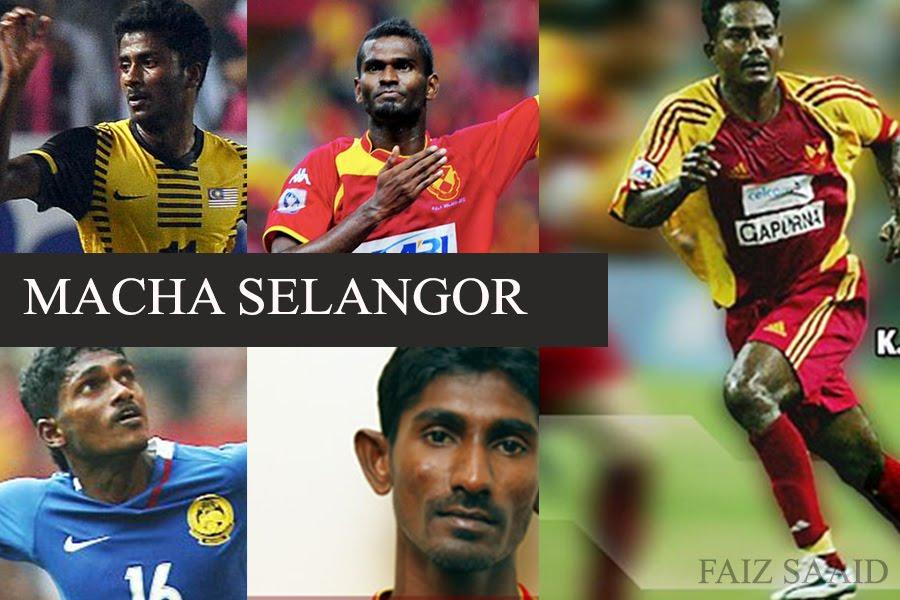 player india selangor 2013