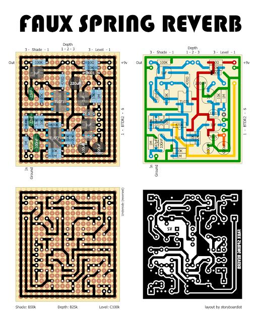 belton reverb schematic preamp schematic