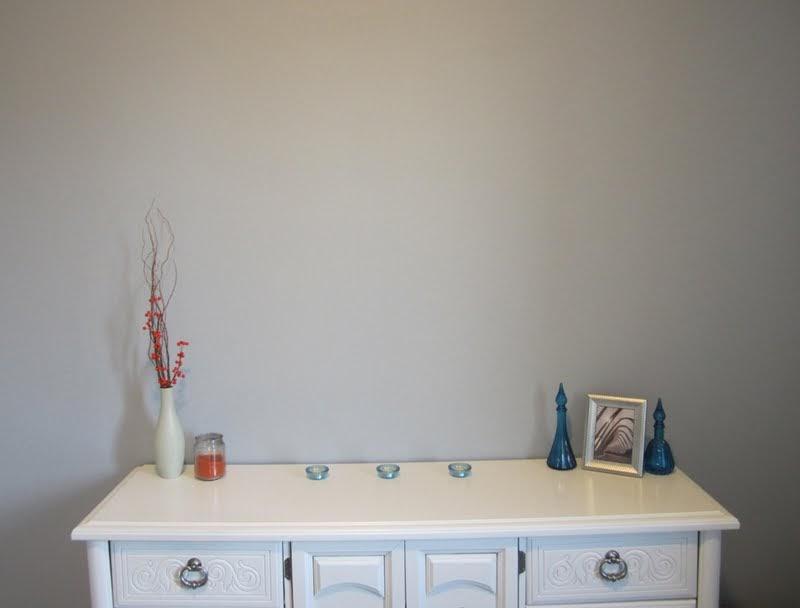 "Blue Canvas Art Diy: Little House On The Corner: DIY ""Ombre"" Canvas Artwork"