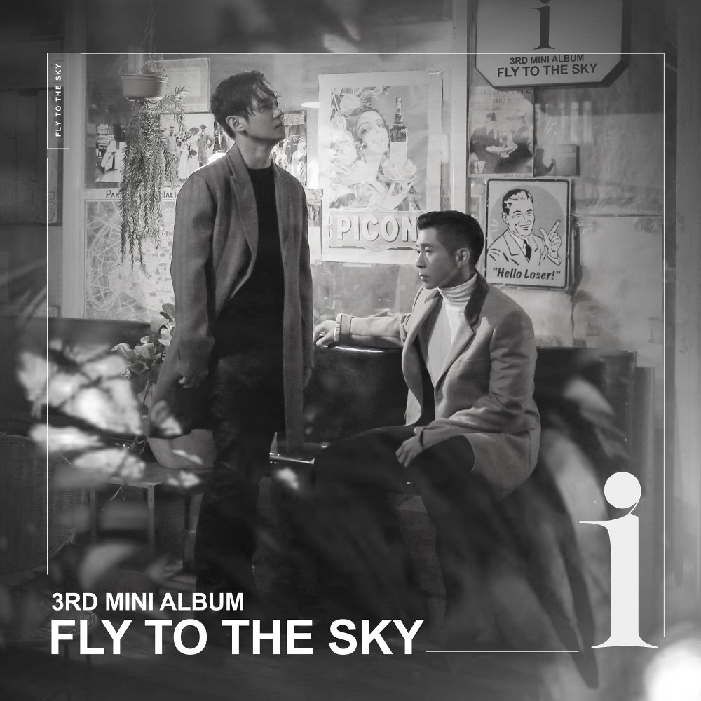 FLY TO THE SKY – FLY TO THE SKY 3RD MINI ALBUM [I]