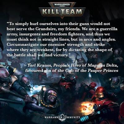 Cultos Genestealer Kill Team