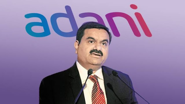 Adani Group becomes third Indian group to cross $ 100 billion in m-cap