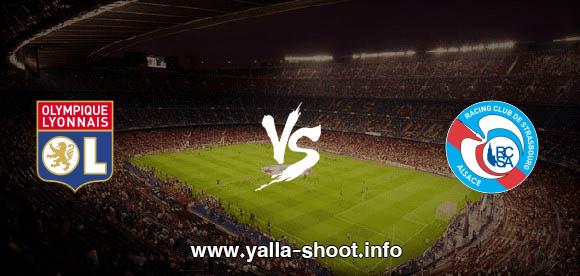 نتيجة مباراة ليون وستراسبورج اليوم الأحد 18-10-2020 يلا شوت الجديد في الدوري الفرنسي
