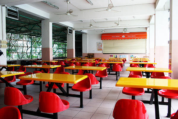 My school canteen short essay 150 words