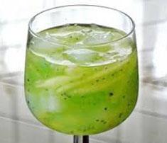 Resep minuman indonesia es melon squash spesial (istimewa) praktis mudah dengan segar, enak, nikmat