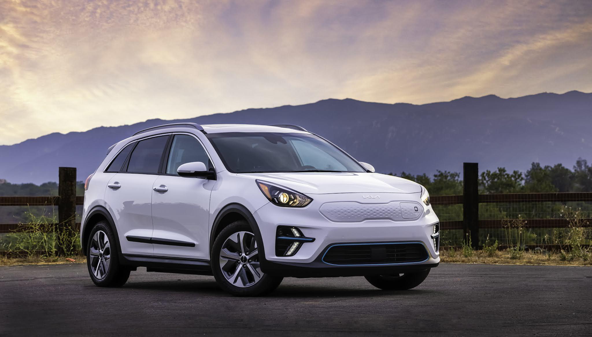 Kia America Announces 2022 Niro EV