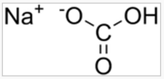 Rumus Kimia Soda Kue