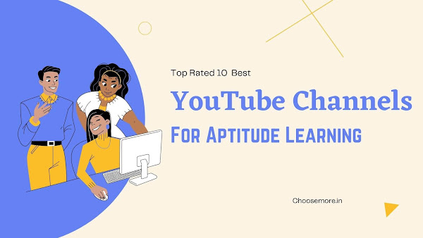 Best YouTube channel For Aptitude