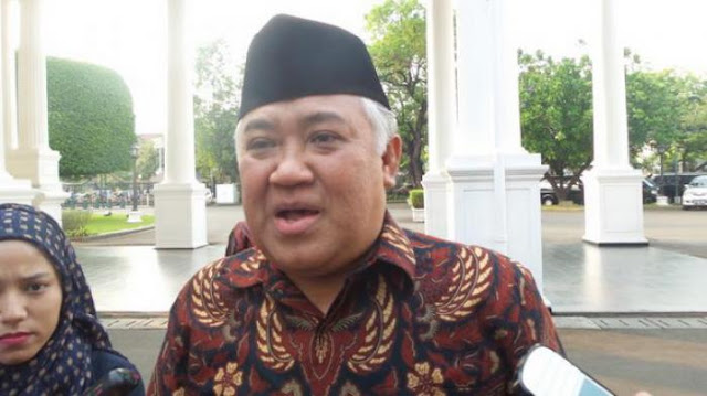 Din Syamsuddin Minta BPN Buktikan Tuduhan Curang: Kalau Tak Benar, Itu Fitnah