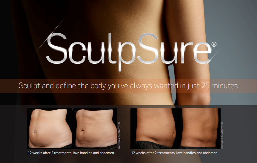 fat reduction, laser fat reduction, sculpsure for fat, is sculpsure right for you?
