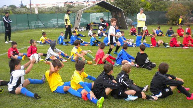 Με επιτυχία διοργανώθηκε το 4ο Εαρινό Φεστιβάλ Παιδικού Ποδοσφαίρου στην Αλεξανδρούπολη