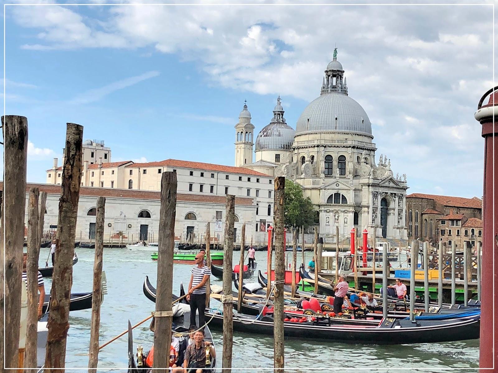 Veneza Riva degli Schiavoni
