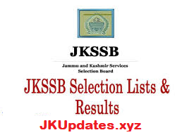 Tags :- JKSSB Selection Lists for Theater Assistant/Technician Posts  Apply Now, JKSSB Selection Lists for Theater Assistant/Technician Posts