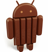 Android KitKat Version 4.4