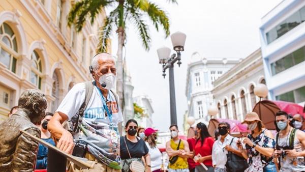Prefeitura do Recife oferece passeios turísticos gratuitos este final de semana