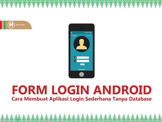 How to make Form Login with Android Studio