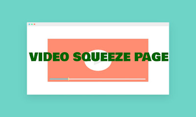 Video Squeeze Page, Video, Squeeze, Page, Why, Video, Internet, Blog, Marketing Efforts, Marketers, Product, Sign up, Visitor, Selling