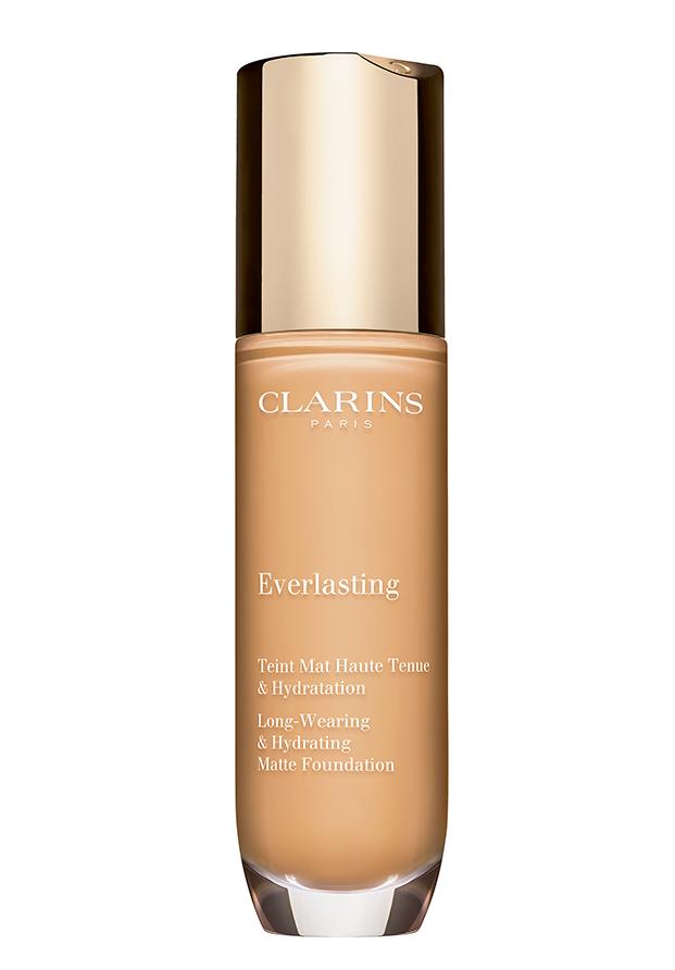 Base de maquillaje Everlasting de Clarins
