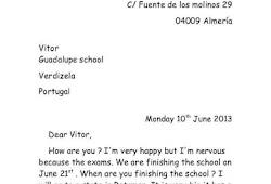 Contoh Surat Pribadi Berbahasa Inggris Suratmenyuratnet