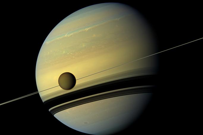 The Agatelady: Adventures and Events: Cassini Space Probe ...
