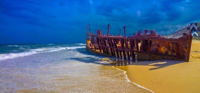 7 Histórias aterrorizantes de navios fantasmas