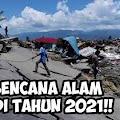 Indonesia Dilanda Duka. Inilah Deretan Musibah yang Melanda RI di Awal Tahun 2021