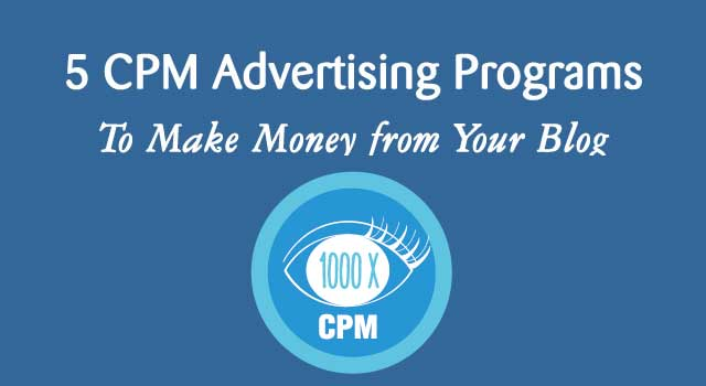 Best CPM Advertising Networks for Bloggers in 2018: eAskme