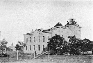 Kerr County Courthouse, 1899