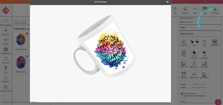 Sawgrass Creative Studio Mug