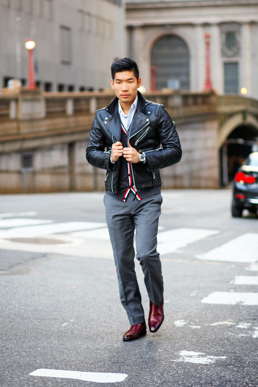 GQ Insider, Levitate Style - Leo Chan, Paul Evans