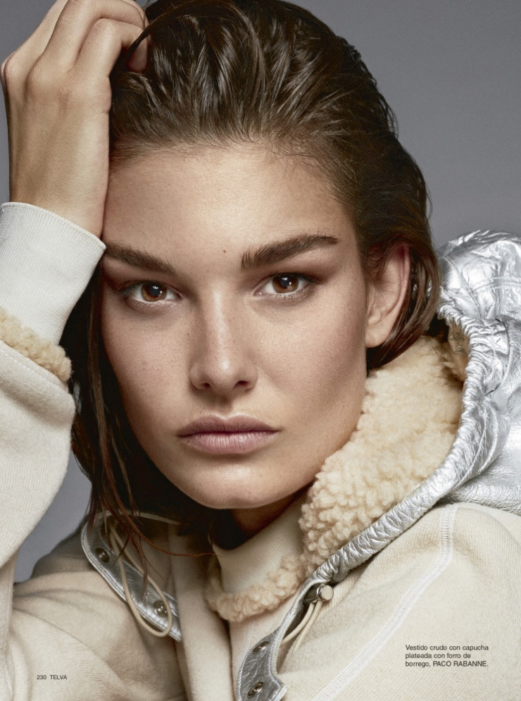 Ophelie Guillermand Nude Photos 37