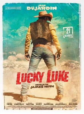 Lucky Luke 2009 DVD R2 PAL Spanish