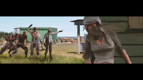 Die Young Gameplay
